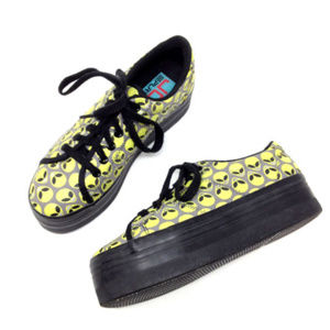 Jeffrey Campbell Zomg Alien Platform Creeper Shoes